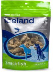 Icelandpet Snackfish Hondensnack Haring 100 gr