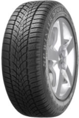 Dunlop SP Winter Sport 4D 225/55 R17 101H winterband demo
