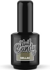 Groene Nail Candy Gellak: Olive Garden - 15ml