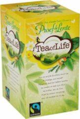 Tea of Life - Lentethee - 80 x 2gr