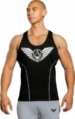 Aero wear Ascender - Tanktop - Zwart - L