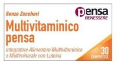 Pensa pharma Multivitaminico pensa 30 compresse
