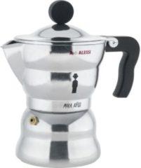 Zilveren Alessi - Moka Alessi Espresso Coffee
