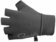Grijze Gamakatsu Gloves Fingerless - Handschoenen - Maat L