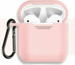 Miro Ecommerce MIRO | Licht roze case voor AirPods type 1 & 2