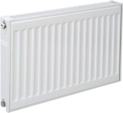 Witte Plieger paneelradiator compact type 11 400x400mm 258W wit 7340430