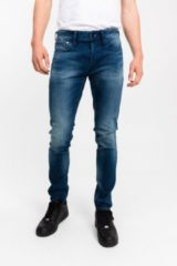 Blauwe Denham Jeans 01-19-10-11-005 Denim