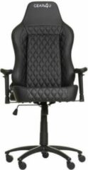 Gear4U Comfort gaming stoel - gamestoel / game stoel / bureaustoel - zwart