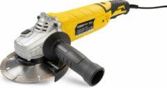 Powerplus POWX0614 Haakse slijper - 1200W - Ø125mm schijfdiameter - (slijpschijf niet inbegrepen)
