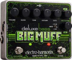 Electro Harmonix Deluxe Bass Big Muff bas feedback/sustain pedaal