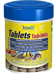 Afbeelding van Tetra Tabimin Tabletten Visvoer - Siervissen - 275 Stuks