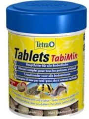 Tetra Tabimin Tabletten - Vissenvoer - 120 stuks