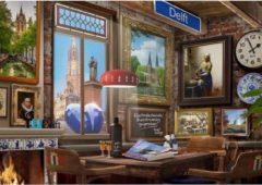 House Of Holland Delfts Café (1000)