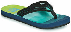 Blauwe Reef Ahi Teenslippers Junior