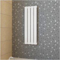 VidaXL Radiator-/verwarmingspaneel 311x900 mm wit