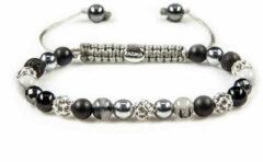 Karma Jewelry Karma Armband Spiral Pachanga White Crystal