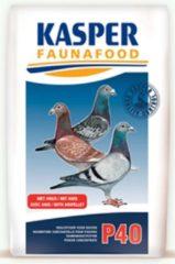 Kasper Faunafood P 40 Krachtvoer Voor Duiven