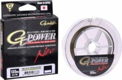 Gamakatsu G-Power Premium Braid | Mosgroen | 0.16mm | 135m