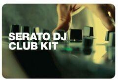 Serato DJ Club Kit software plug-in kraskaart (Serato DJ + DVS)