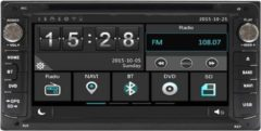 Zwarte Car Audio Limburg Universeel Android 5.1 Navigatie-Multimedia syteem