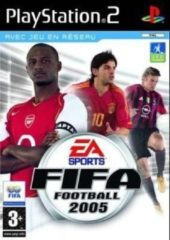 Electronic Arts FIFA Football 2005