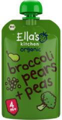 Ella's Kitchen Broccoli Pears And Peas 4+ Maanden Bio (120g)