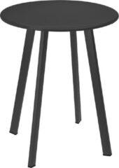 Ambiance-Bijzet- Tafel -40cm -mat- donker grijs