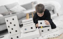 Modu speelgoed Dreamer Kit Rood - Bouwblokken - Complete set