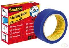 3M 8203533B Afdichtingstape Scotch Blauw (l x b) 35 mm x 33 mm 1 stuks
