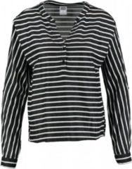 Zwarte Vero moda loose fit blouse shirt - Maat XL
