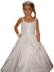Amor Kinderbruidskleding Communie / bruidsmeisjesjurk Froukje Maat 146