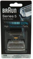 Procter&Gamble Braun Kombipack 51S si - Scherfolie u Klingenblock f.Series5,ContourPro Kombipack 51S si, Aktionspreis