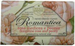 Nesti Dante Zeep fine natural romantica pioenroos 6 x 250 gram