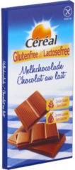 Cereal Glutenvrij & Lactosevrij Chocolade Tablet Melk