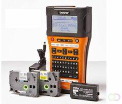 Brother PT-E550WVP Labelmaker Geschikt voor labels: TZe 3.5 mm, 6 mm, 9 mm, 12 mm, 18 mm, 24 mm
