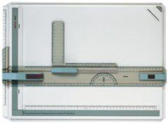 Witte Rotring tekenplaat Rapid ft 29,7 x 42 cm (A3)