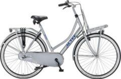28 Zoll Damen Holland Fahrrad 3 Gang Hoopfietsen Altec... silber, 57cm