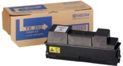 Zwarte KYOCERA TK-350B tonercartridge zwart standard capacity 15.000 paginas 1-pack