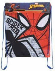 Rode Marvel Spider-man gymtas