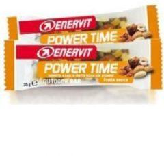 Enervit Power Time Barretta a base di Frutta secca 35g