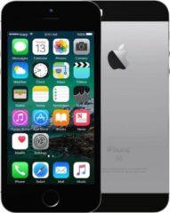 Grijze Apple Refurbished IPhone SE | 16 GB | Space Gray | Als nieuw | 2 jaar garantie | Refurbished Certificaat | leapp