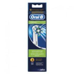 Oral-B Oral B Opzetborstel Cross Action EB50 -3 Mondverzorging accessoire Blauw