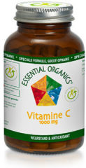 Essential Organics® Vit C 1000 mg - 90 Tabletten - Vitaminen