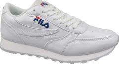 Fila Orbit Zeppa Low Wmn 1010454-1FG, Vrouwen, Wit, Skate Sneakers, maat: 40 EU