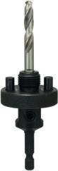 Bosch Accessories 2609390587 Opnameschacht voor gatenzagen 1 stuk(s)