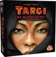 Zwarte White Goblin Games gezelschapsspel Targi: De uitbreiding (NL)