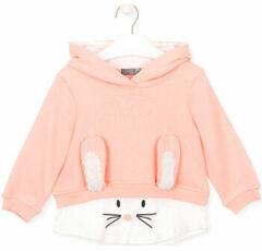 Roze Sweater Losan 026-6024AL
