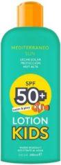 Zonnemelk Kids Swim & Play Mediterraneo Sun SPF 50 (200 ml)