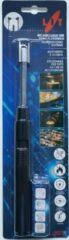 Zwarte LIT Gas Lange elektrische aansteker flexibele Aansteker met USB oplader - Keuken - Kaarsen - BBQ - Fornuis - Openhaard