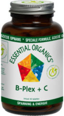 Essential Organics® B-Plex + C - 90 Tabletten - Vitaminen